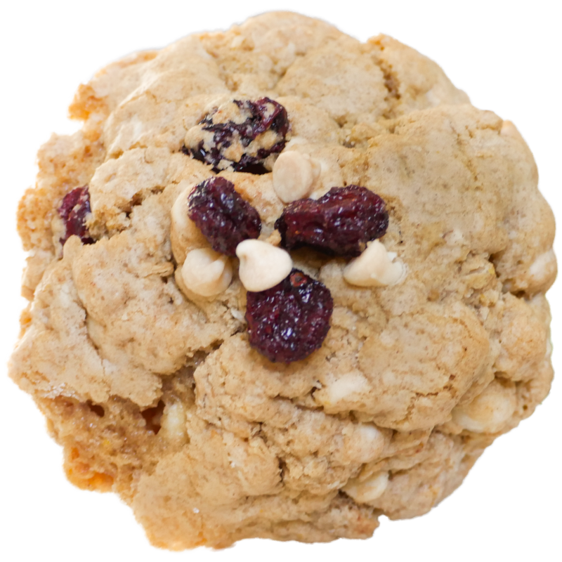 Nutty Cranberry